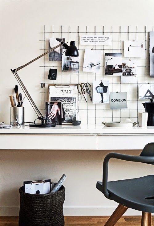 white-desk-with-board